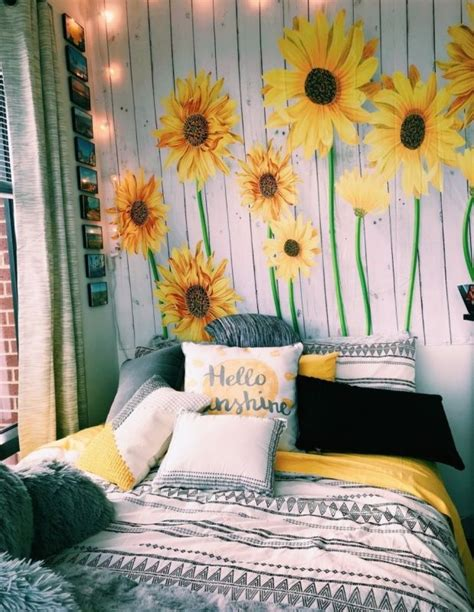 sunflowers        dorm