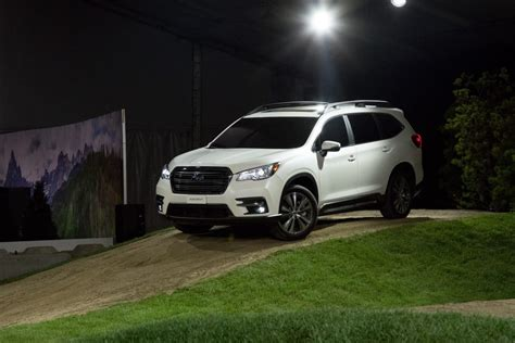 subaru announces price gas mileage   ascent news