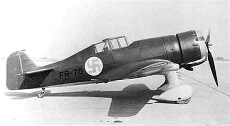 fokker dxxi single seat monoplane fighter aircraft