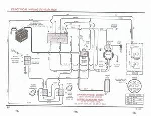 briggs engine wiring diagram inside small engine ignition With small engine wiring