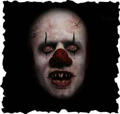 Clown Makeup Creepy Horror Evil Scary Clowns