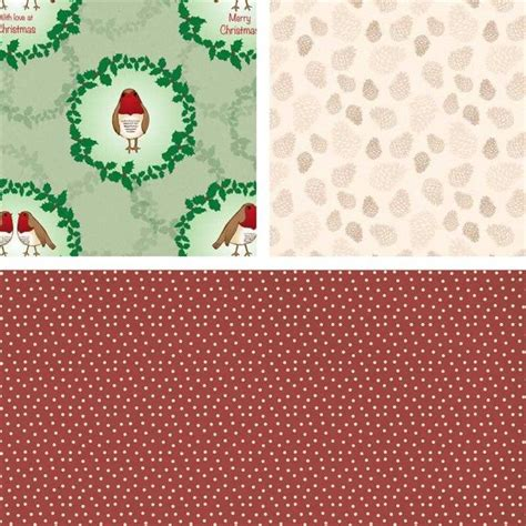 printable paper  rustic christmas collection
