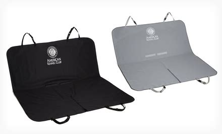 90833 Gt Seat Covers Coupon by Akc Car Seat Covers For Pets Groupon Goods