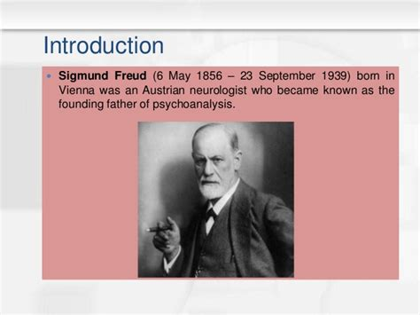 freud theory