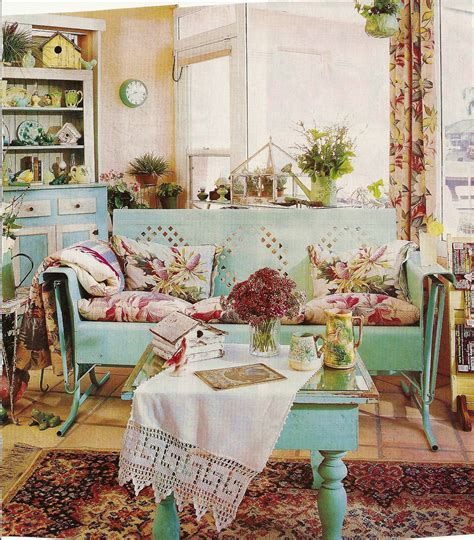 And Decor Florida by The Glider A Florida Room With Barkcloth