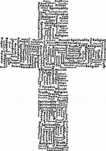 Cloud Words Svg Gt Svg Catholic Jesus Messiah Free Svg Image Icon