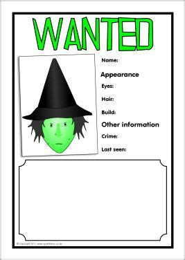 character description muck template 1000 images about wizard of oz teaching ideas on