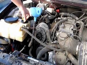 Heater Core Flushing - 1994 Chevy Caprice Lt1  L99 Diy Wagon 350 V8
