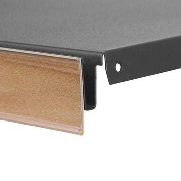 self adhesive cabinet edging tape quot dbr 39 quot wood effect shelf edge strip vkf renzel uk