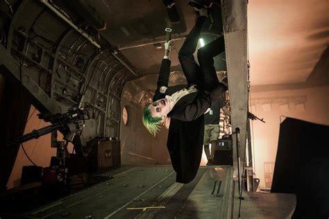 joker  upside    suicide squad photo