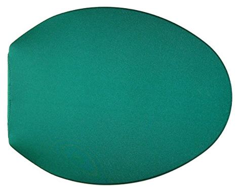 compare price  elongated toilet lid covers green