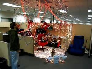 mimosa office cubicle prank merry christmas youtube