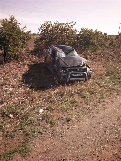 Slapdee Survives A Car Accident — Zambian Music Blog