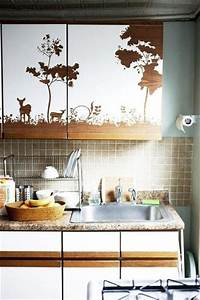 75 best images about sticky vinyl fablon kitchens on With best brand of paint for kitchen cabinets with cricut vinyl stickers