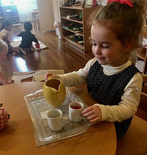 Food in the Montessori Classroom | Sandpiper Montessori School