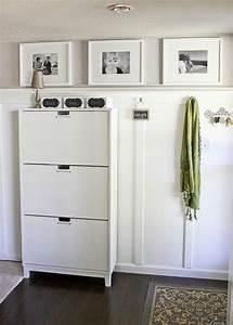 Ikea Schuhschrank Ställ : ikea stall shoe cabinet interior design pinterest batten ikea hack and mudroom ~ Pilothousefishingboats.com Haus und Dekorationen