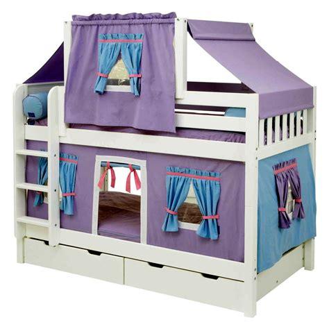 unique beds half tent unique beds for girls
