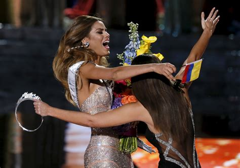 miss univers 2017 gagnante