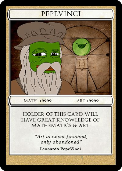 With rare pepe trading there are several things coming ...