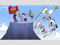 Cartoon of the Day MSN vs BBC Goalcom