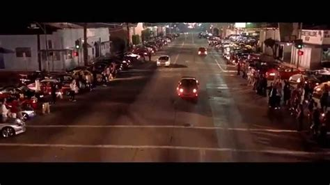 Fast Furious 1 First Race Youtube