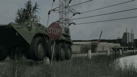 Skrundas lokators 1989 CGI scene - YouTube
