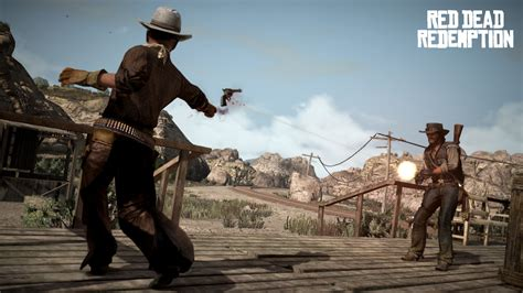 Red Dead Redemption  Duels  Red Dead Redemption