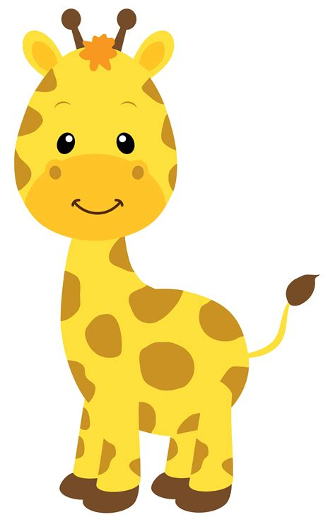 animal clipart baby safari animal clipart images gallery for free