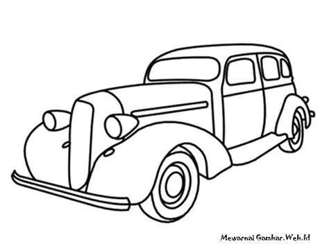 gambar kartun motor antik geloragp