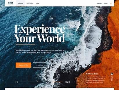 Web Rei Landing Website Websites Typography Designs