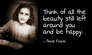 Quotes From Anne Frank | WeNeedFun