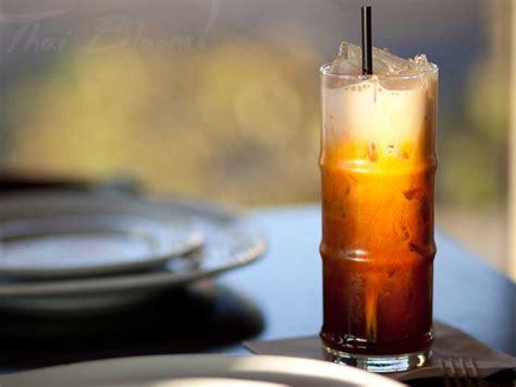 thai iced tea coconutty thai iced tea recipe dishmaps