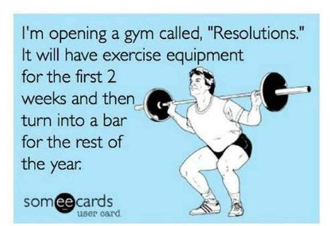 New Year S Gym Meme - new year s resolutions 2015 best funny inspirational memes heavy com page 19