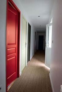 decoration couloir long et etroit 11 astuces efficaces With awesome couleur pour couloir sombre 4 deco du couloir en l sol sombre