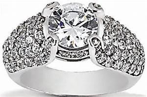 Big engagement rings cheap for Gaudy mens wedding rings