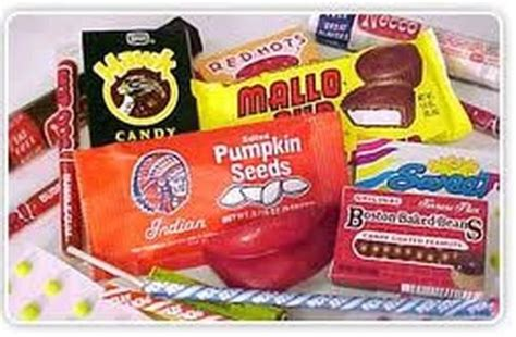 Old Penny Candy From the 60s