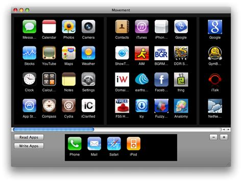 to organize iphone apps how to organize your iphone apps using movement iclarified