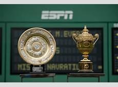 ESPN & Wimbledon 2015 – Djokovic Defends Title, Serena