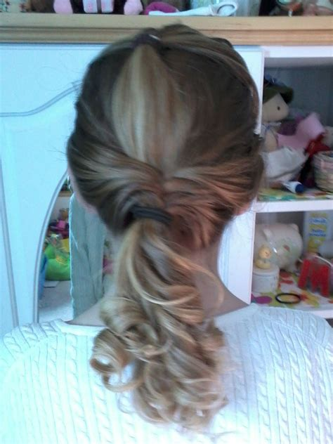 Please share this post on facebook. easter hair