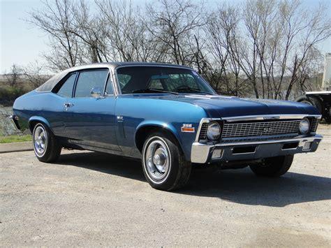 1970 Chevrolet Nova Photos, Informations, Articles
