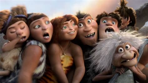 croods trailer  hollywood reporter