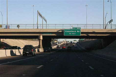 exit maricopa freeway indian road camelback canyon north aaroads interstate az county taken