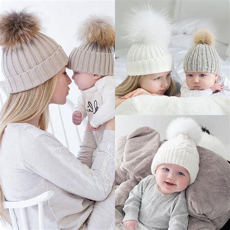 buy hot selling cute baby fur hat baby