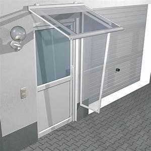 Glasvordach Mit Seitenteil : flachdach vordach lichtenstein aus glas und aluminium ~ Buech-reservation.com Haus und Dekorationen