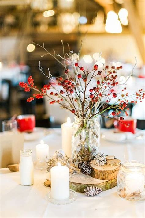 idees deco pour  mariage dhiver marieefr