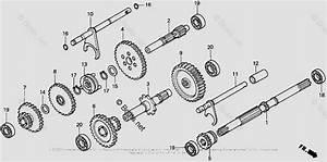 Honda Tiller Parts Fr700 As Vin  Fr700