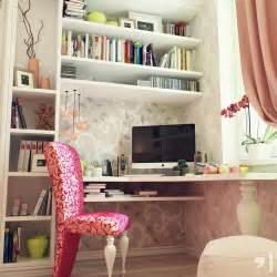 furniture office design ideas pretty feminine girly