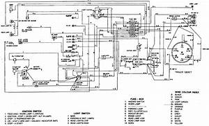 Kubota Tractor L4330 Diesel Ignition Switch Wiring Diagram