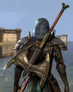 Elder Scrolls Online Dwarven Battle Axe - ESO Fashion