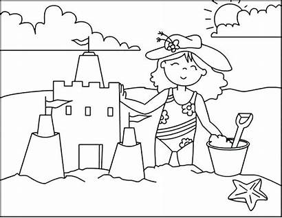 Coloring Vacation Printable